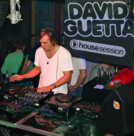 David Guetta @ Record Club (14-03-2010)
