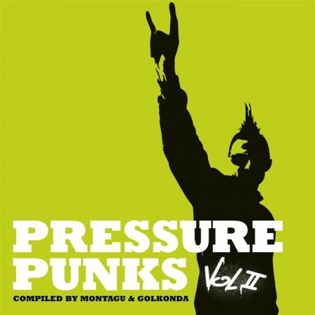 VA-Pressure Punks II (Blue Tunes Recordings) (2010)