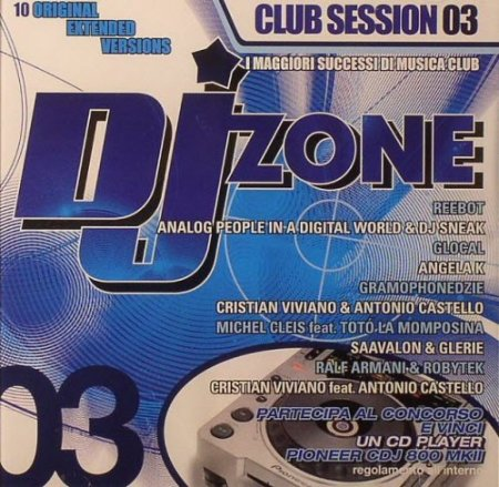VA-DJ Zone 03 (Club Session 03) (2010)
