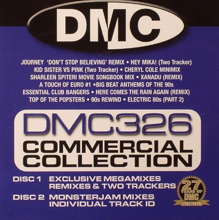 VA-DMC Commercial Collection 326 (Strictly DJ Use Only) (2010)