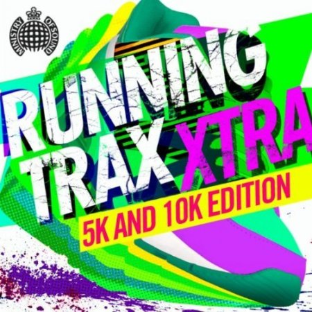 VA-Running Trax Xtra - 5k and 10k Edition (2010)