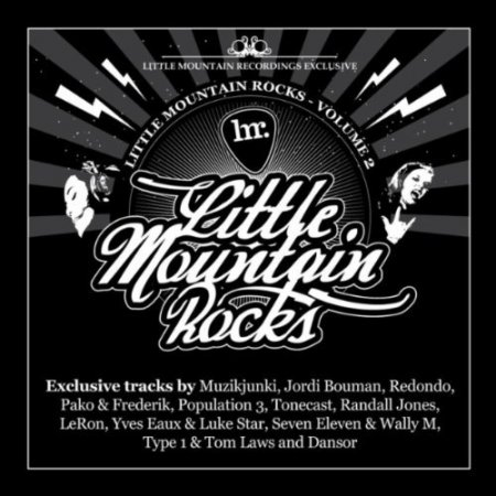 VA-Little Mountain Rocks Vol Two (Mixed By Dan Sanders) (2010)