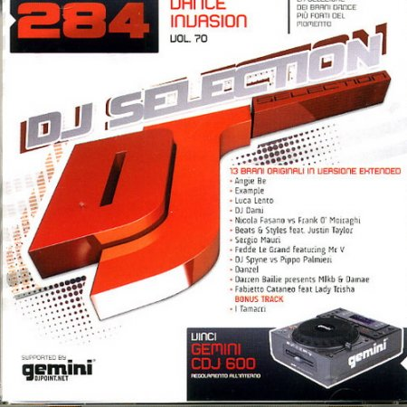 VA-DJ Selection Vol. 284 - Dance Invasion Part 70 (2010)