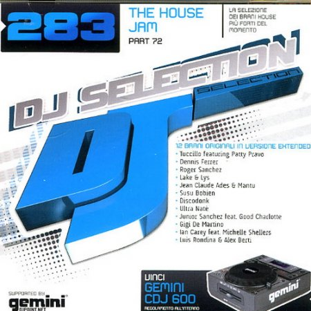 VA-Dj Selection 283 - The House Jam Part 72 (2010)