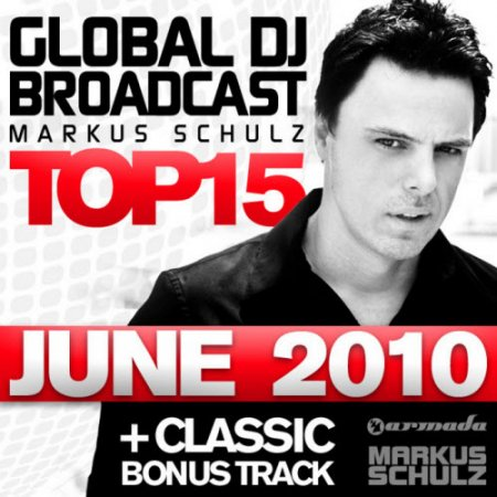 VA-Global DJ Broadcast Top 15 June (2010)