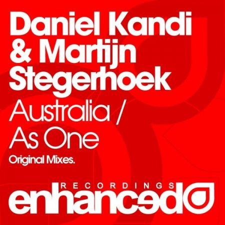Daniel Kandi and Martijn Stegerhoek - Australia As One