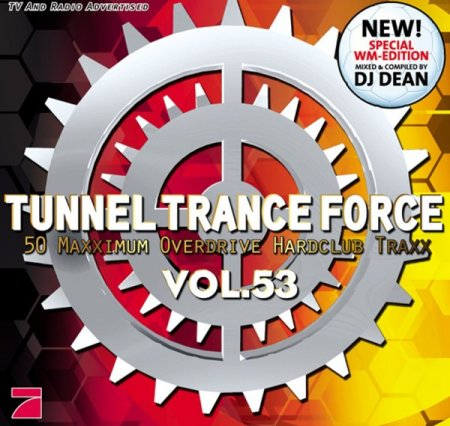 VA-Tunnel Trance Force Vol.53 (2010)