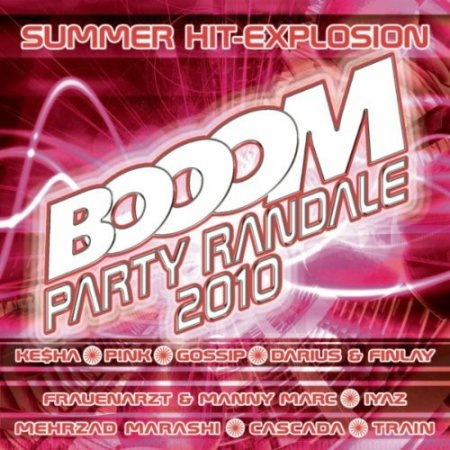 VA-Booom - Party Randale (2010)