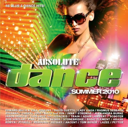 VA-Absolute Dance Summer 2010