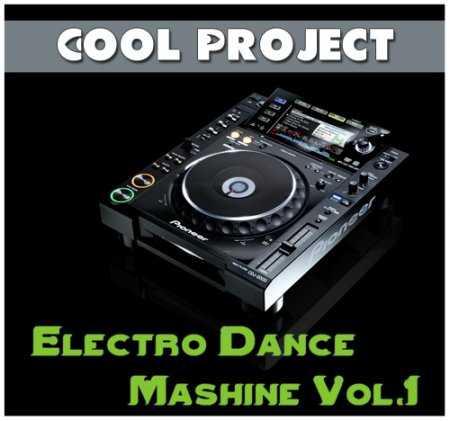 VA-Cool Project - Electro Dance Machine 1 (2010)