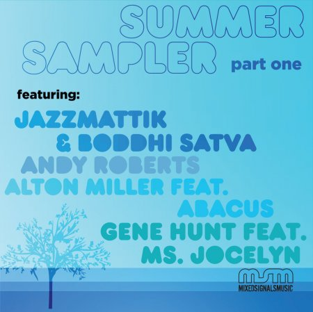 VA-Mixed Signals Music Summer Sampler (2010)
