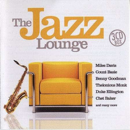 VA-The Jazz Lounge 3CD Box (2008)