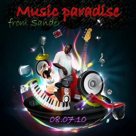 VA-Music paradise from Sander (08.07.10)