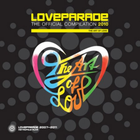 VA-Loveparade 2010: The Art Of Love (2010)