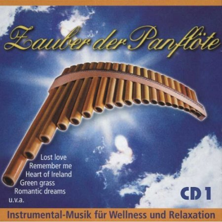 VA-Romantic Melodies With Pan Flute (2010)