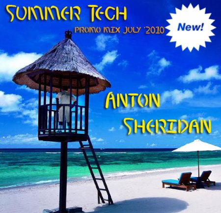 Anton Sheridan - Majestic Sound July