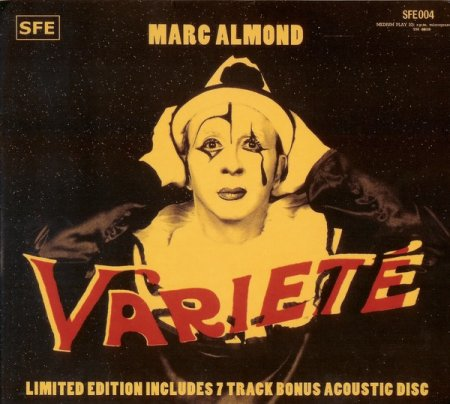 Marc Almond - Variete [Limited Edition] (2010)