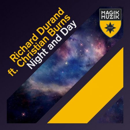 Richard Durand feat Christian Burns - Night & Day