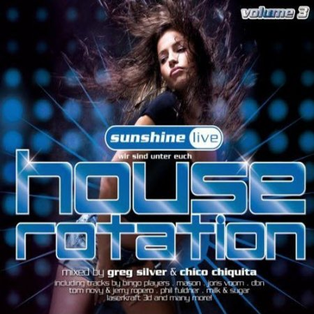 VA-Sunshine Live House Rotation Vol. 3 (2010)