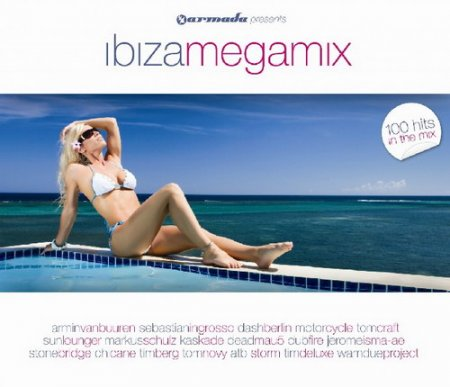 VA-Armada Presents Ibiza Mega Mix (2010)