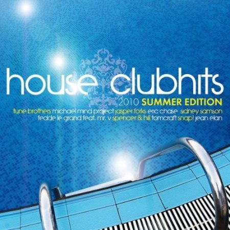 VA-House Clubhits 2010.2 Summer Edition