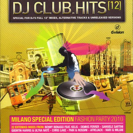 VA-DJ Club Hits 12 (2010)