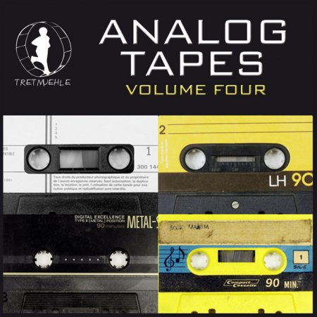 VA-Analog Tapes 4 (Minimal Tech House Experience) (2010)