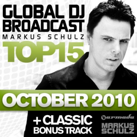 VA-Global DJ Broadcast Top 15: October (2010)