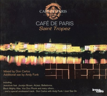 VA-Cafe De Paris - Saint Tropez (2001)