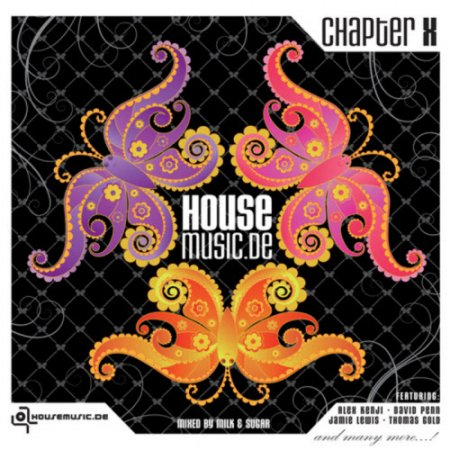 VA-Housemusic.de Chapter  Mixed by Milk  & Sugar (2010)