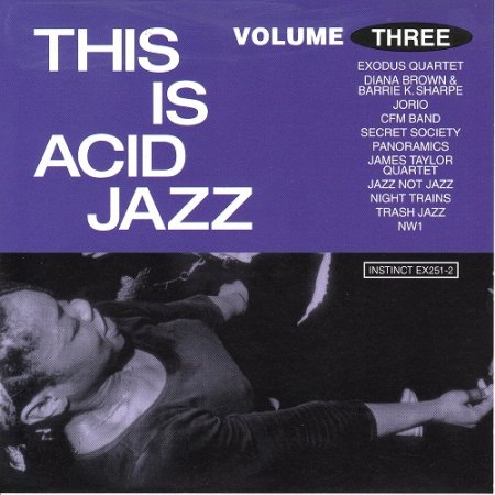 VA-This Is Acid Jazz Vol.3 (1993)