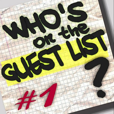 VA-Who's On The Guest List? Volume 1 (2010)