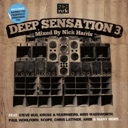 VA-Deep Sensation 3 (Mixed By Nick Harris) (2010)