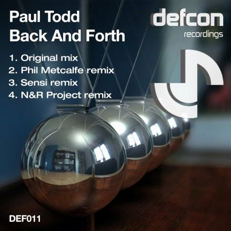Paul Todd - Back And Forth (2010)