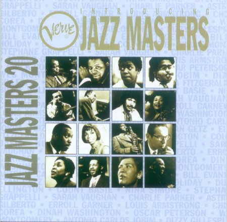 VA-Introducing the Verve Jazz Masters - Jazz Masters 20 (1994)