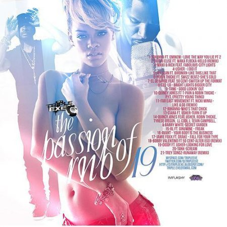 DJ Triple Exe The Passion Of R&amp;B 19 (2010)