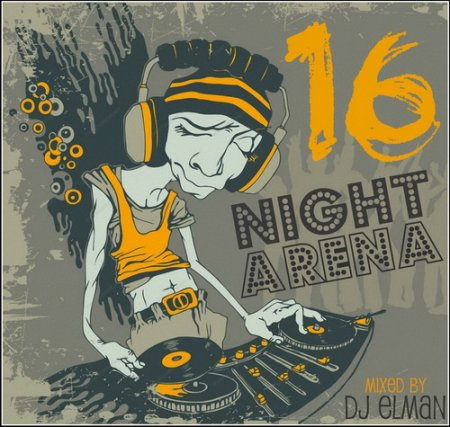 VA-Dj Elman - Night Arena 16