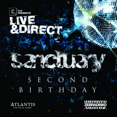 VA-Sanctuary - 2nd Birthday (2010)