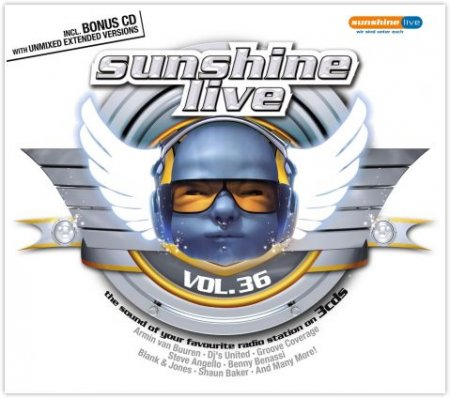 VA-Sunshine Live Vol. 36 (2010)