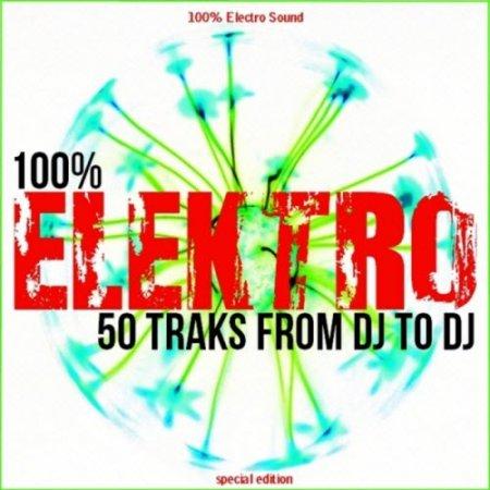 VA - 100% Elektro (2010) MP3