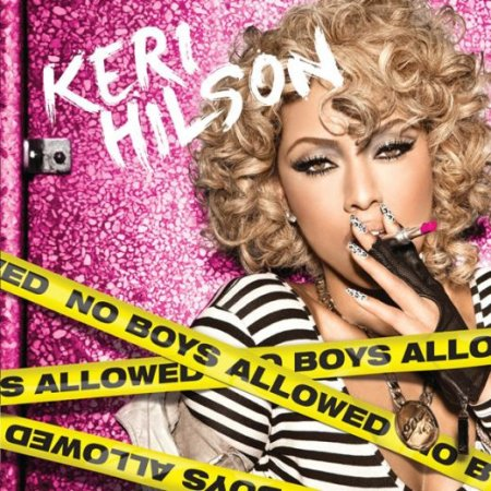 Keri Hilson - No Boys Allowed (iTunes Deluxe Version) (2010)