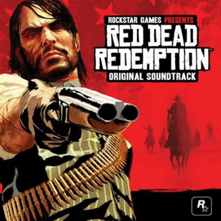 VA-Red Dead Redemption (2010) OST