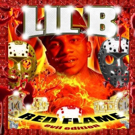 Lil B - Red Flame (2010)