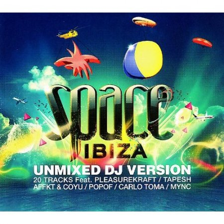 VA - CR2 Live and Direct Ibiza 2010 (Unmixed DJ Version)