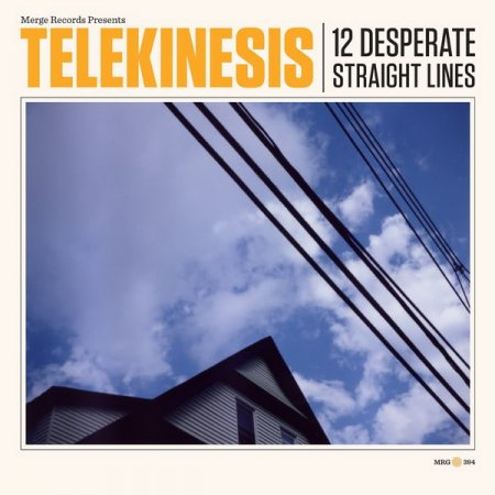 Telekinesis - 12 Desperate Straight Lines (2011)
