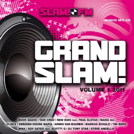 VA-Slam FM Grand Slam 2011 Vol.1 (2011)