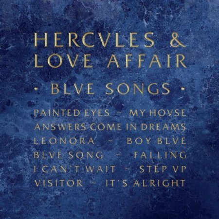 Hercules And Love Affair - Blue Songs (2011)