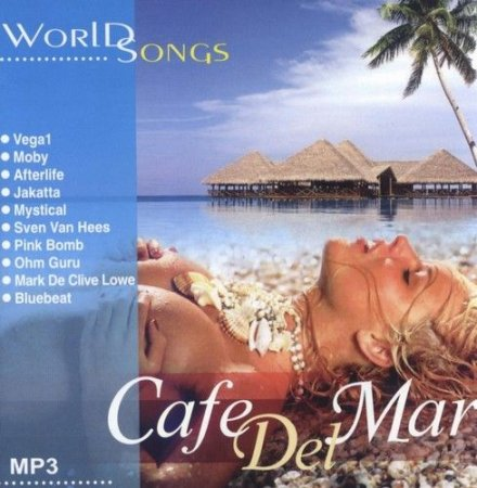 VA-Cafe del Mar - World Songs (2006)