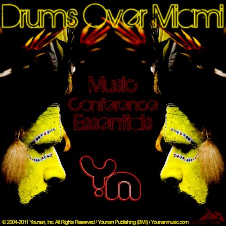 VA-Drums Over Miami 2 (2011)