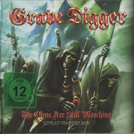 Grave Digger - The Clans Are Still Marching (2011)